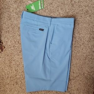 New mens golf shorts